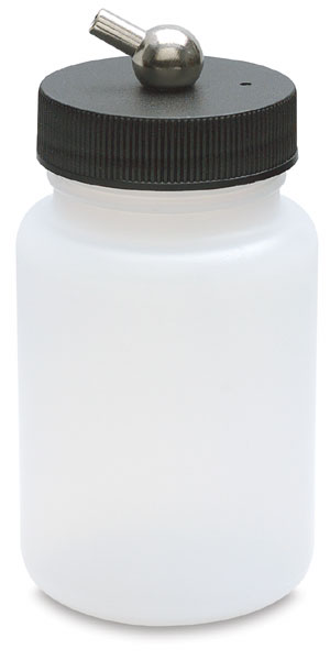 HP-3 oz Plastic Bottle (complete)