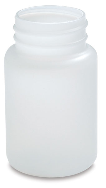 Plastic Bottle Only, 3 oz