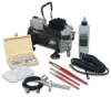 Iwata Watercolor Airbrush Kit