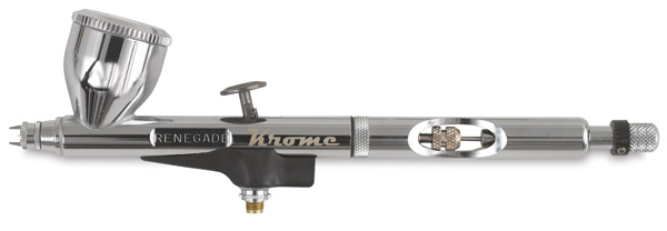"Krome RK-1 ""2-in-1"" Detail Airbrush"