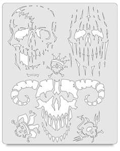 Curse of the Skull Master Evil Horde Template