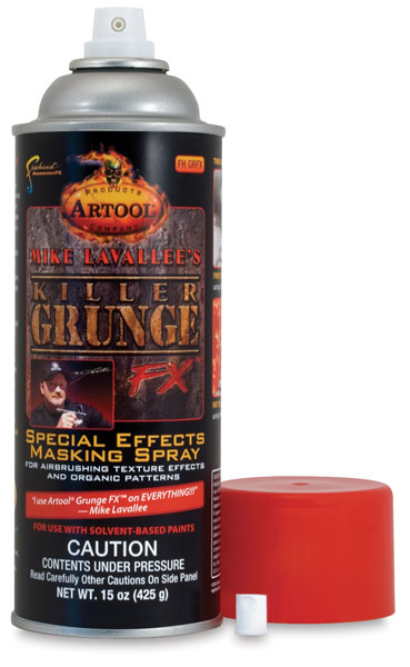 Killer GrungeFX Special Effects Masking Spray