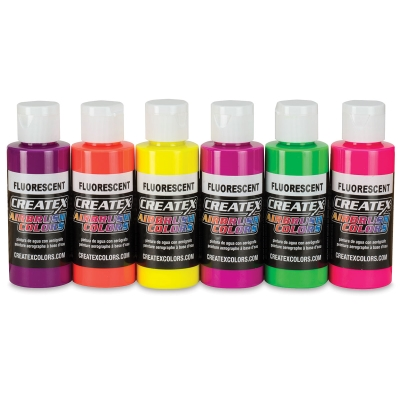 Fluorescent Color Kit