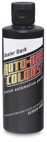 Base Coat Sealer Dark