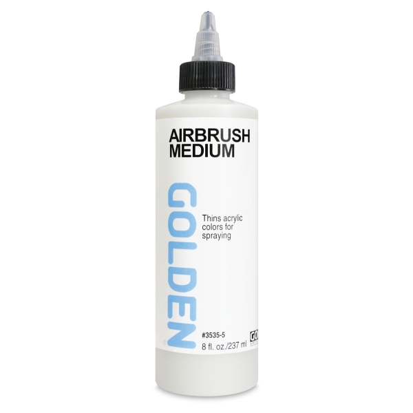 Airbrush Medium, 8 oz