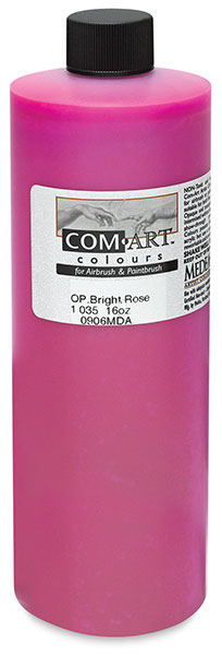 Opaque Bright Rose, 16 oz