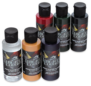 Steve Driscoll Flesh Tones, Set of 6