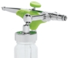 XSi3 Ergonomic Airbrushes, Side Feed