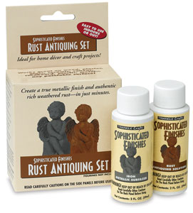 Rust Antiquing Set