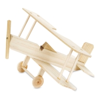 Darice Economical Wood Model Kits