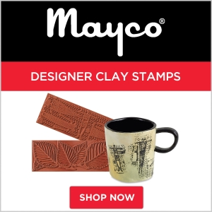 Mayco Designer Clay Stamps