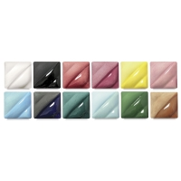 Amaco Lead-Free Underglaze Decorating Colors Classroom Packs