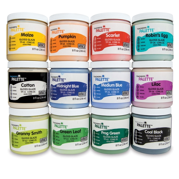 Class Pack #4, Set of 12 (8 oz Containers)