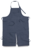 Wheel Thrower's Denim Apron