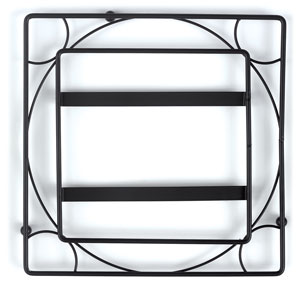 "Trivet Frame, 8¾"" Square, for 6"" Tile"