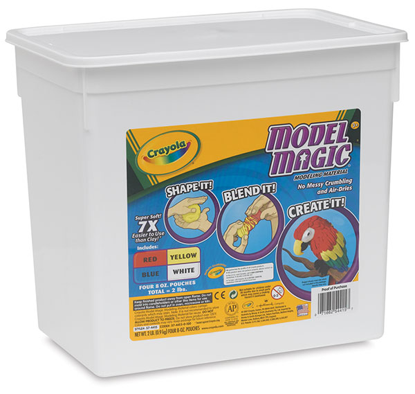 Model Magic, Assorted Colors 2 lb Bucket