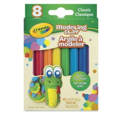 Assorted Classic Colors, Set of 8