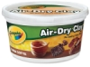 Air-Dry Clay, 2½ lb Bucket, Terra Cotta