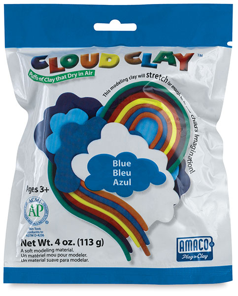 Cloud Clay, Blue