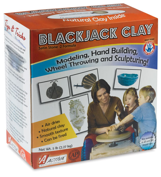Activa Blackjack Clay