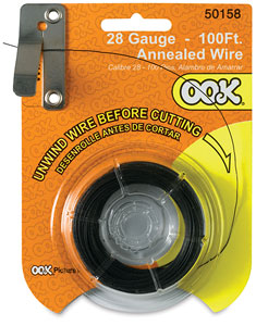 Annealed Specialty Wire, 28-gauge