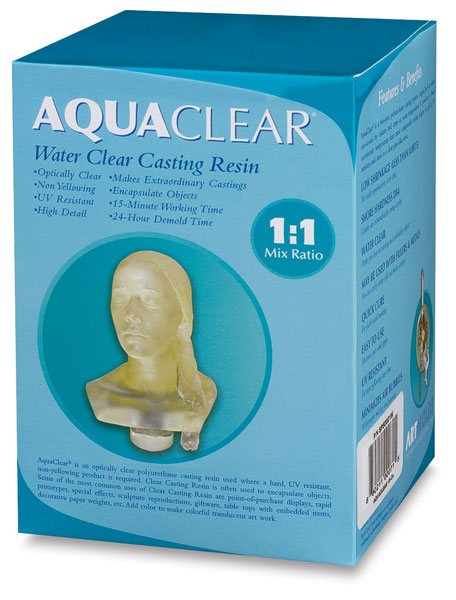 AquaClear Resin