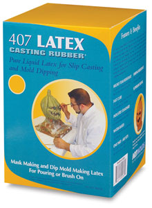 407 Latex Casting Rubber