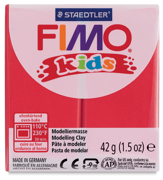 Fimo Kids, Red