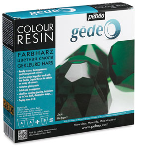 Gedeo Colour Resin, Jade