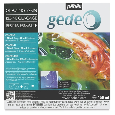Gedeo Glazing Resin