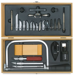 Deluxe Hobby Tool Set