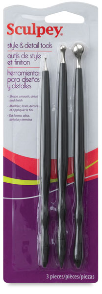 Style & Detail, Set of 3 Tools