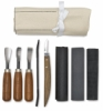 Sculpture House Soapstone Carving Set