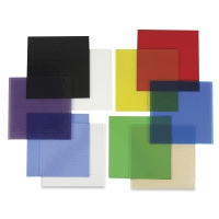 "Glass Sheets 6"" x 6"""