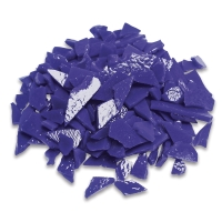 Glass Mosaic Chunks, Cobalt
