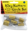 Set of 5 Cutters, Circle