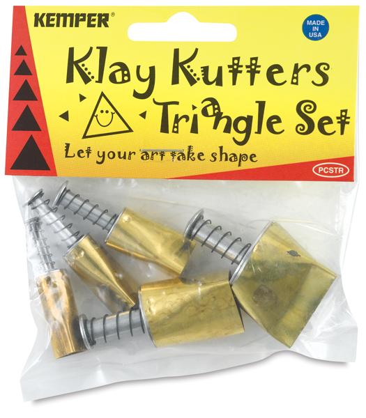 Set of 5 Cutters, Triangle
