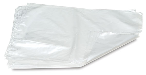 Plastic Bags, Pkg of 12