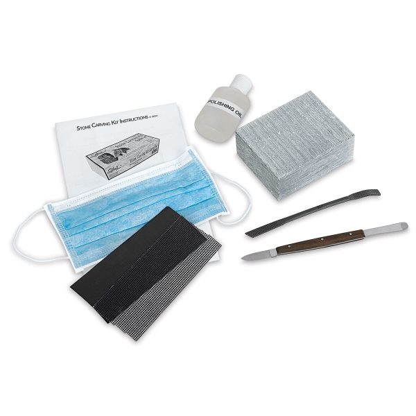 Stone Carving Starter Set