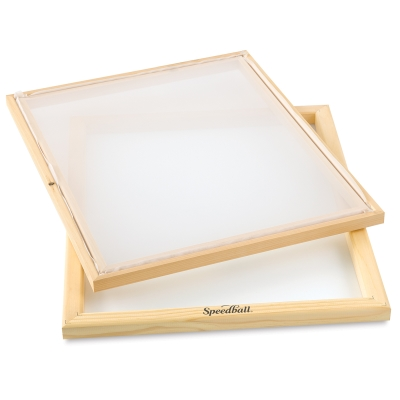 Screenprinting Frame, 85 Mesh