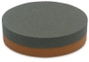 Large Double-Sided India Sharpening Stone Medium/Fine Grit