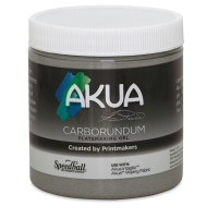 Carborundum Gel for Platemaking