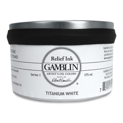 Titanium White, 175 ml