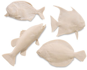 4-Piece Fish Set