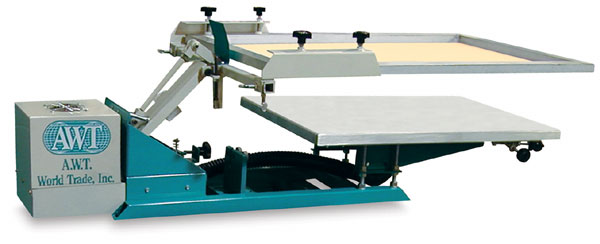 Table Top Screen Printer