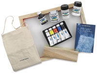 Daler-Rowney System 3 Screen Printing Set