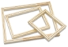 Blick Wooden Screen Frames <nobr>Without Fabric</nobr>