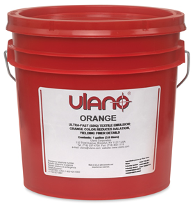 Ulano Orange, Gallon