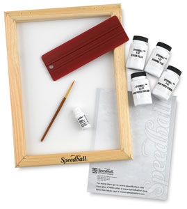 Fabric Screen Printing Tool Kit