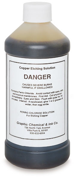 Copper Etching Solution